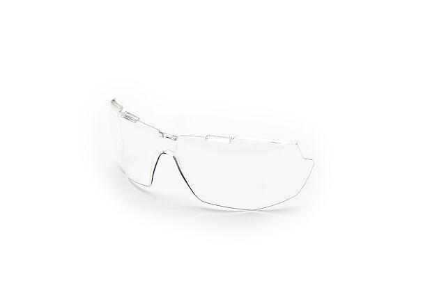 Univet 6/X 3.00.00.05/6/x 3 gafas de seguridad con G15/cristal color gris oscuro//Verde